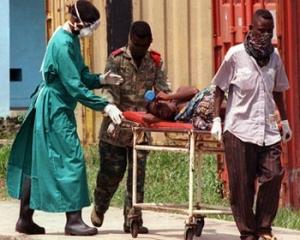 общество, Германия, лихорадка Эбол