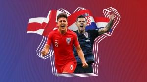 1:1, ЧМ-2018, новости, 1/2 финала, мундиаль, счет, Хорватия, Англия