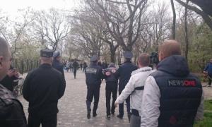 "Украина, Одесса, ""Антимайдан"", ""Евромайдан"", политика, общество, митинг, беспорядки"