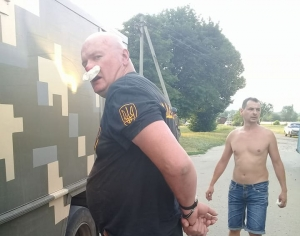 кировоградская область, донбасс, полиция, скандал, фермер, рейдерство