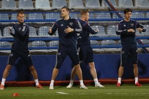 сборная россии по футболу, сборная черногории по футболу, евро-2016, футбол, чемпионат европы