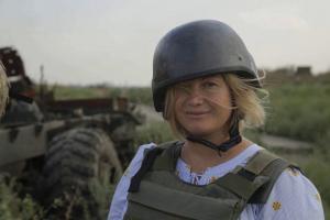 геращенко, донбасс, война, уступки, путин, зеленский, макрон