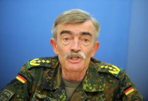 новости россии, новости нато, нато и россия, генерал Ханс-Лотар Домрезе интервью, сша