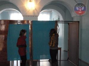 днр, выборы днр и лнр, ясиноватая, юго-восток украины, донбасс, политика