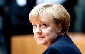 ангела, меркель, тролли, Instagram