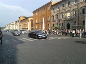 путин, папа, римский, аудиенция, опоздал, ватикан