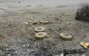 Происшествия, ВСУ, бойцы подорвались на мине, Новости Луганской области