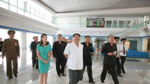 северная корея, ким чен ын, общество, происшествия, жена, супруга