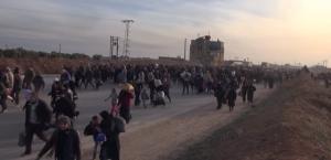 война в сирии, Алеппо, беженцы, Турция, происшествия, видео