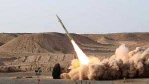 иран, ракеты, испытание
