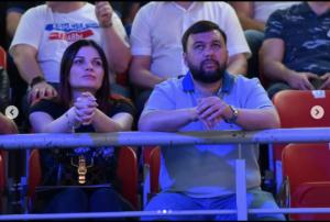 ДНР, восток Украины, Донбасс, Россия, пушилин, ростов