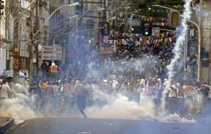 Бразилия, пикеты, коррупция, беспорядки, происшествия, политика, общество