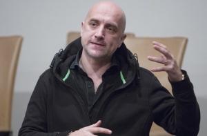 украина, война на донбассе, днр, прилепин, захарченко, скандал