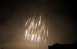 сирия, война в сирии, карта сирии, асад, россия, восточная гута, дамаск, обстрел, зажигательные боеприпасы