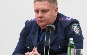 харьков, мвд, милиция, горловское ровд, флаг рф, андрей крищенко, назначение