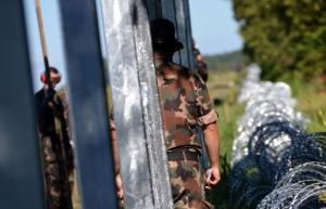 Венгрия, беженцы, закон, вооруженные силы