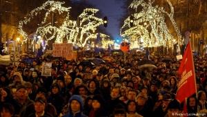 путин, венгрия, будапешт, 1 февраля, митинг