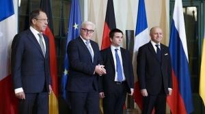 Украина, Россия, Франция, Германия, встреча в нормандском формате, восток Украины, Донбасс, политика
