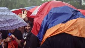 Пашинян, Саргасян, Армения, выборы, протесты
