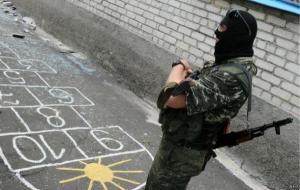 новости Донецка, АТО, первый звонок, Донбасс, юго-восток Украины, ДНР