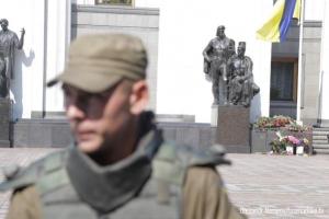 порошенко, верховная рада, нацгвардия, происшествия, киев