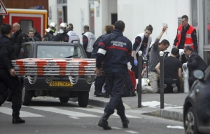 Charlie Hebdo, Париж, теракт, Франция, карикатура, ИГ, ДНР, террористы, МИД
