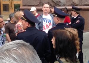 навальный, путин, россия, москва, антикоррупционный митинг, омон, полиция, задержания, фото протесты