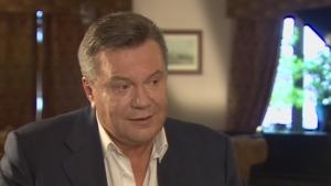 янукович, интервью, bbc, политика, новости, межигорье, украина, эксклюзив