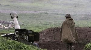 новости, нагорный карабах, война, конфликт, армения, азербайджан, происшествия, артиллерия, обстрелы
