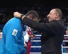 баку, евроигры, Алиев, боксер, Абдулгадир Абдуллаев