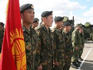 9 мая, День Победы, Киргизия