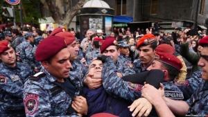 евросоюз, армения, протесты в ереване, саргсян, пашинян