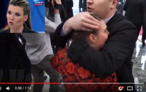 Путин, Происшествия, РФ, Политика, Общество, Видео, Скабеева