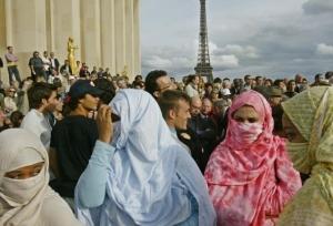 европа, миграция, мусульмане, общество, население