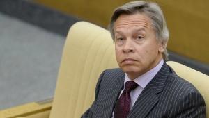 россия, украина, донбасс, 9 мая, обострение ситуации, алексей пушков