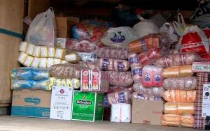гуманитарная помощь, украинская гуманитарная помощь, Горское, Попасная