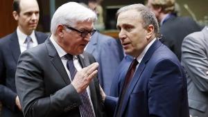 польша, германия, мид, украина, донбасс, переговоры