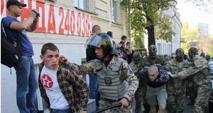 Геращенко, Украина, Киев, активисты, Верховная рада