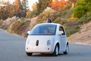 Google, беспилотный, автомобиль, модель