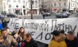 Украина, политика, Россия, зеленский, путин, переговоры, донбасс, париж