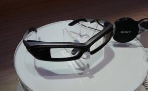 SmartEyeglass, Sony, очки