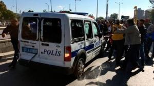 турция, теракт, анкара, смотреть видео, момент взрыва, террорист-смертник