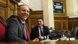 новости украины, верховная рада, владимир гройсман, андрей парубий