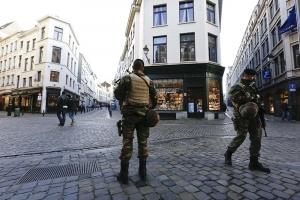 эвакуация, брюссель, теракт, метро, аэропорт, бельгия, происшествия, криминал, общество, терроризм