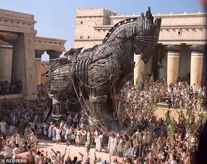 археология, находка, открытие, Троя, Тенея, Пелопоннес, наука, история, культура, античность