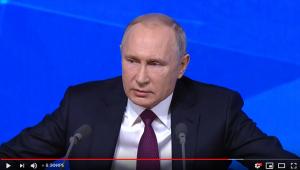 Путин пресс-конференция россия журналисты Украина скандал вопросы
