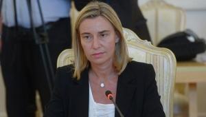 могерини, керри, новости сша, ситуация в украине