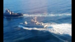 Украина, Россия, ВМС, Конфликт, Азовское море, Корабли, Воронченко.