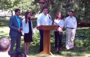 саакашвили, мария гайдар, одесса, вице-губернатор, оппозиция россии, павел шеремет