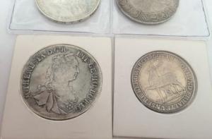 Киевская таможня, рейс Киев-Мемминген, изъяли старинные монеты, экспертиза